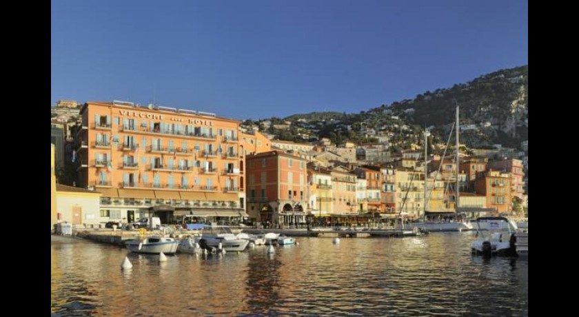 Hotel Welcome  Villefranche-sur-mer