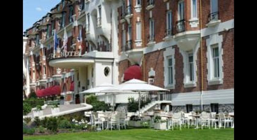 Westminster hotel le touquet paris plage for Le jardin restaurant le touquet