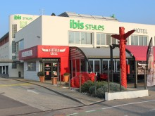 Hotel Ibis Styles Crolles Grenoble A41
