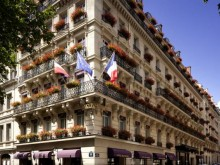 Trouver un h tel 4 toiles paris for Trouver un hotel paris