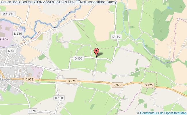 plan association 'bad' Badminton Association Duceenne
