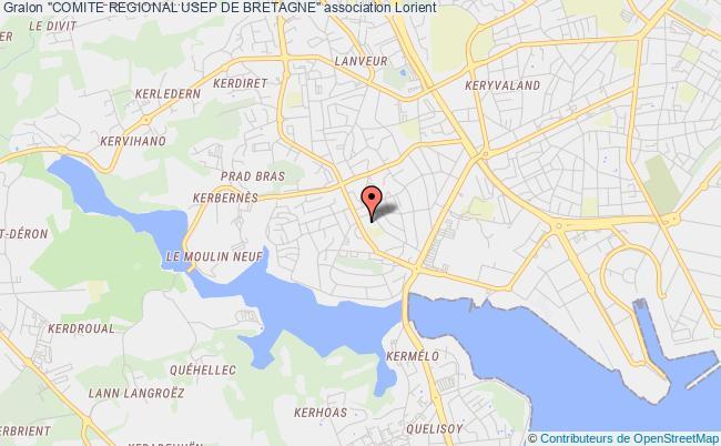 "plan association ""comite Regional Usep De Bretagne"""