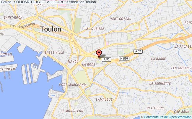 """plan association """"solidaritÉ Ici Et Ailleurs"""""""