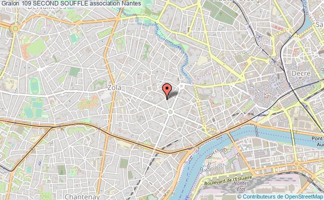 plan association 109 Second Souffle