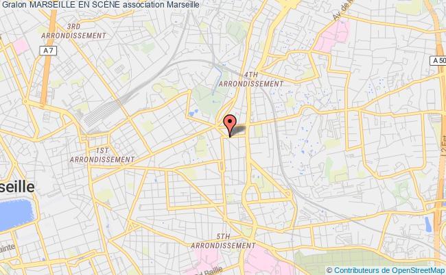 plan association 11 - 12 En Scene Marseille