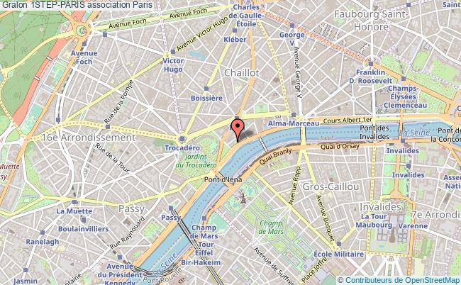 plan association 1step-paris Paris 16e