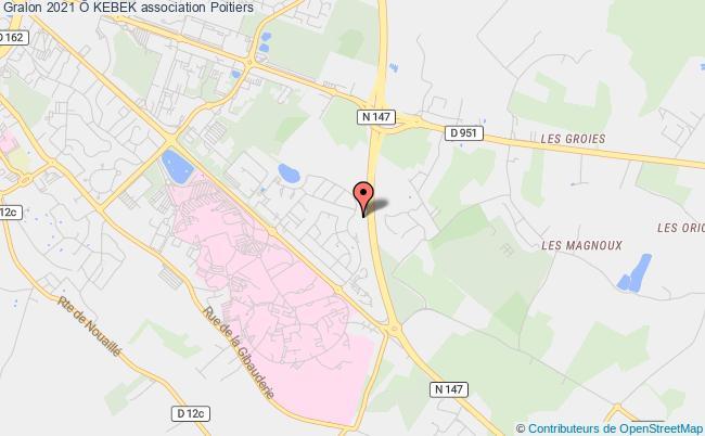 plan association 2021 Ô Kebek Poitiers