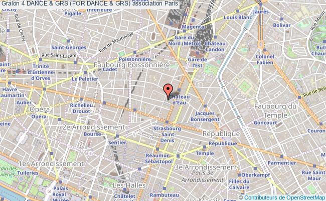 plan association 4 Dance & Grs (for Dance & Grs)