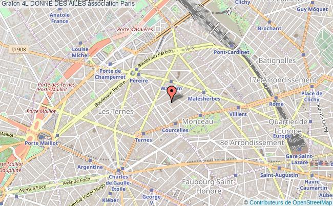 plan association 4l Donne Des Ailes