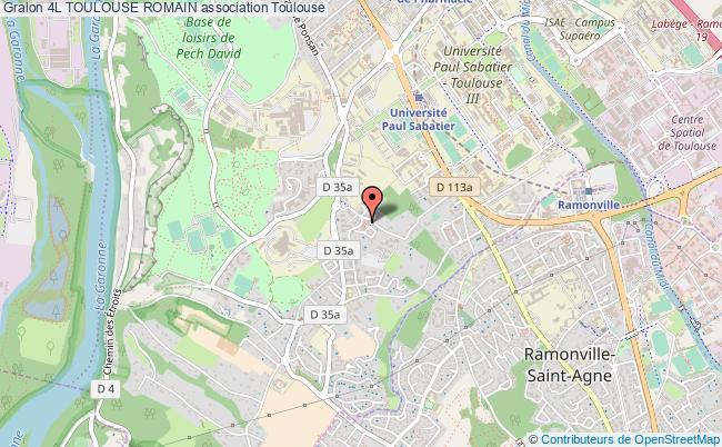 plan association 4l Toulouse Romain