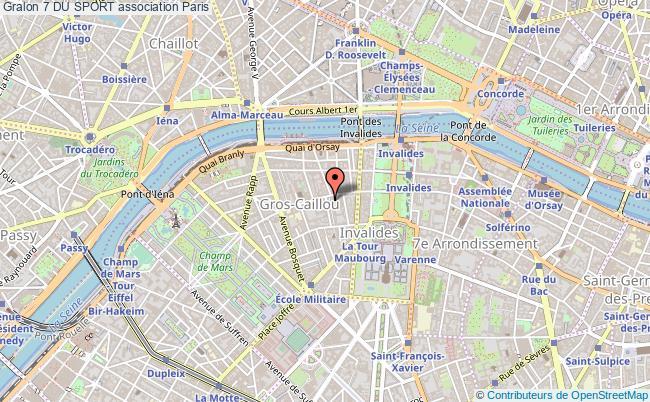 plan association 7 Du Sport