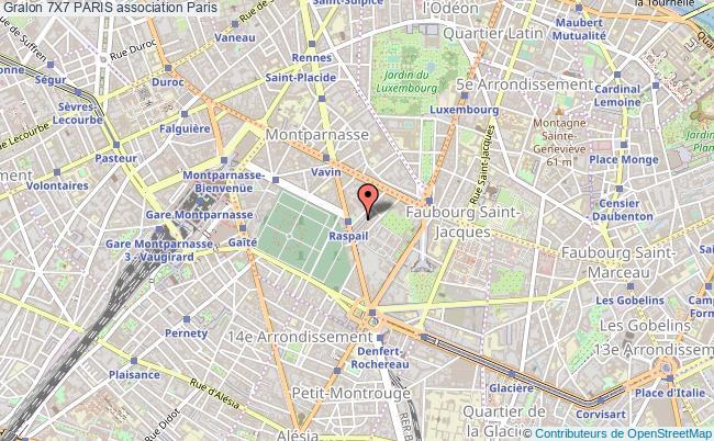 plan association 7x7 Paris