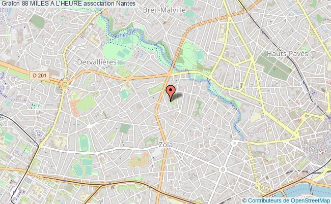 plan association 88 Miles A L'heure