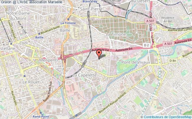 plan association @ L'aise Marseille