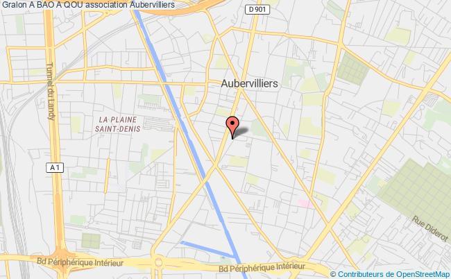 plan association A Bao A Qou Paris