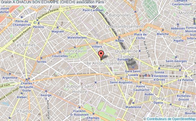 plan association A Chacun Son Echarpe (chech)