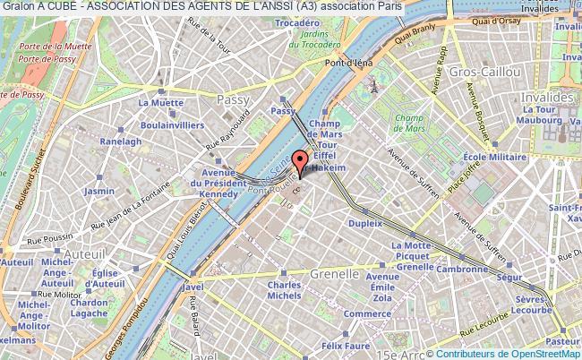 plan association A Cube - Association Des Agents De L'anssi (a3)