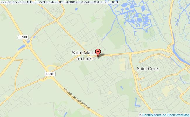 Plan Association Aa Golden Gospel Groupe Saint Omer