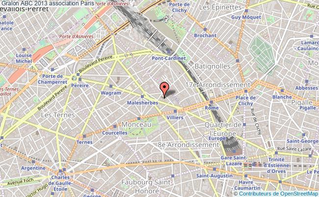 plan association Abc 2013 Paris