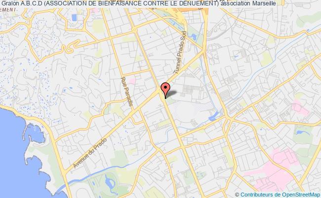 plan association A.b.c.d (association De Bienfaisance Contre Le DÉnuement)
