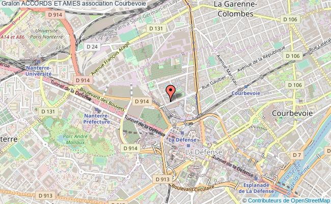 plan association Accords Et Ames Courbevoie