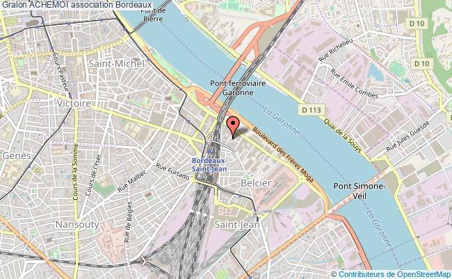 plan association Achemoi Bordeaux