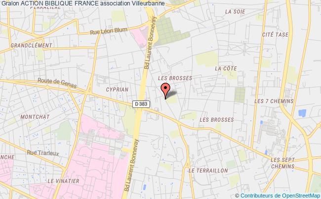 plan association Action Biblique France