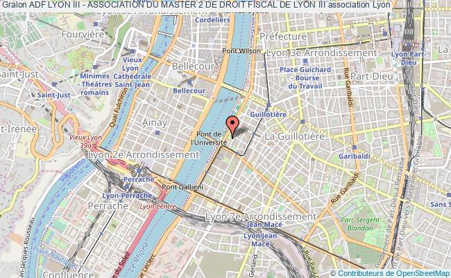 plan association Adf Lyon Iii - Association Du Master 2 De Droit Fiscal De Lyon Iii