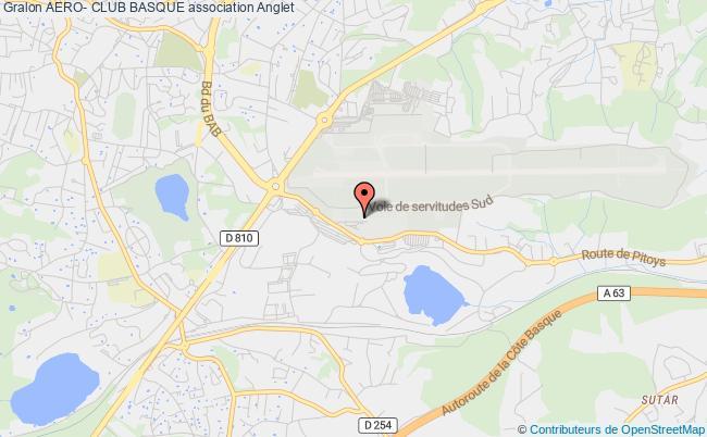 plan association Aero- Club Basque