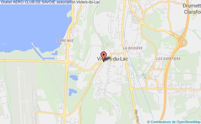 plan association Aero Club De Savoie