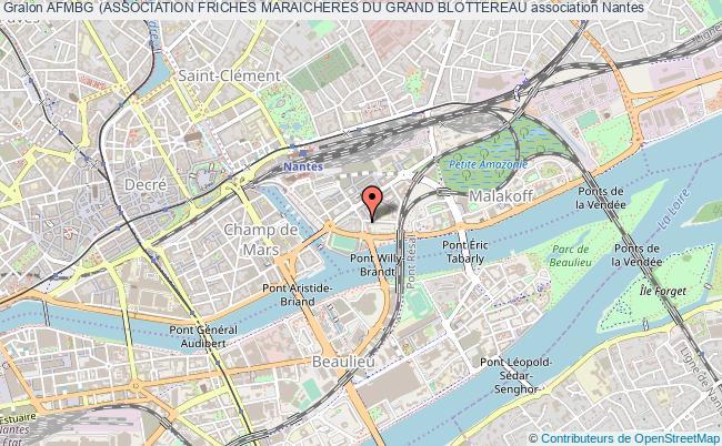 plan association Afmbg (association Friches Maraicheres Du Grand Blottereau