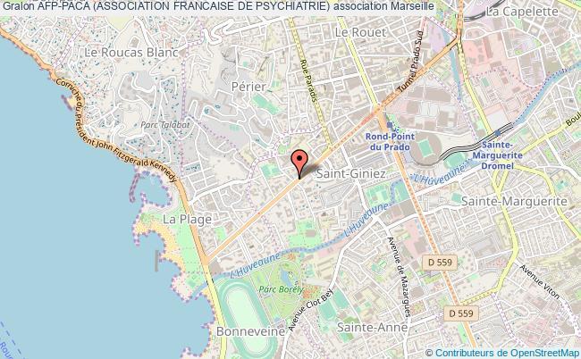 plan association Afp-paca (association Francaise De Psychiatrie)
