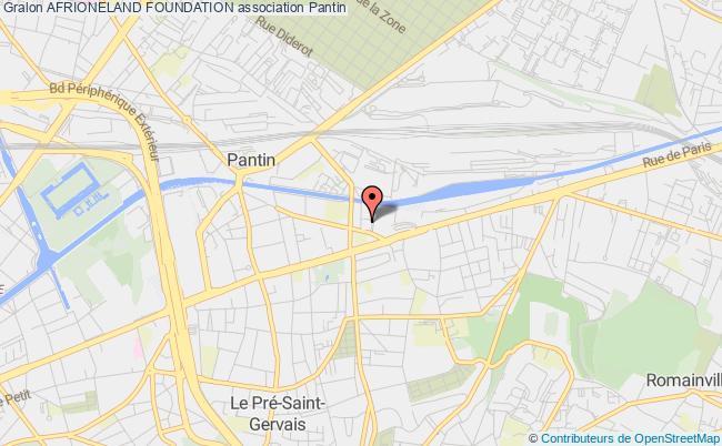 plan association Afrioneland Foundation