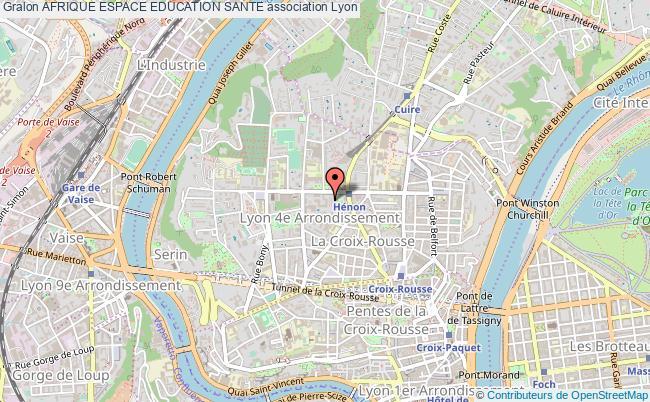 plan association Afrique Espace Education Sante