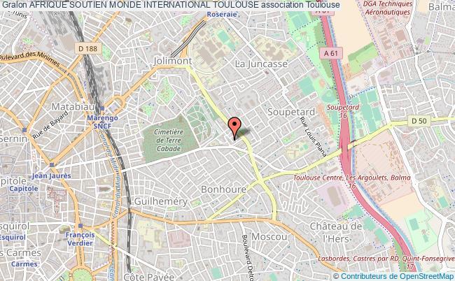 plan association Afrique Soutien Monde International Toulouse