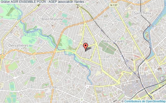 plan association Agir Ensemble Pour - Agep