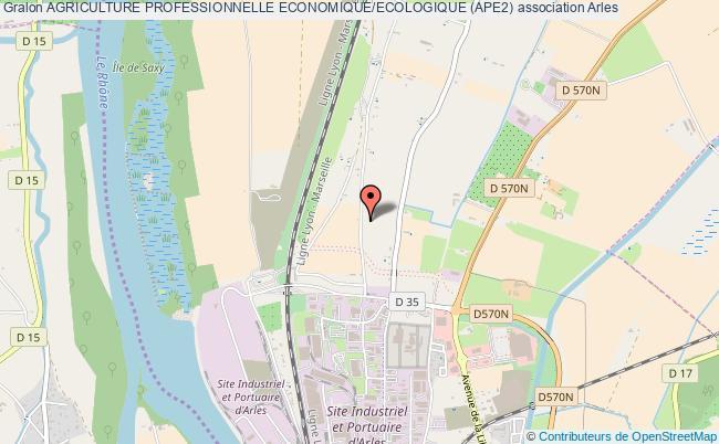 plan association Agriculture Professionnelle Economique/ecologique (ape2)