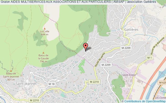 plan association Aides Multiservices Aux Associations Et Aux Particuliers ( Amsap )