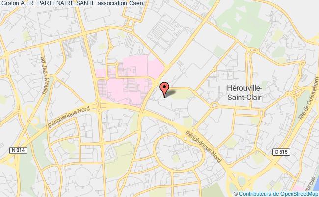 plan association A.i.r. Partenaire Sante Caen