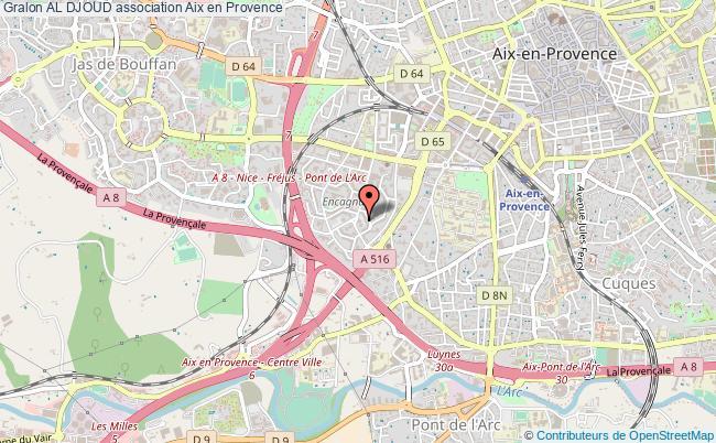 plan association Al Djoud