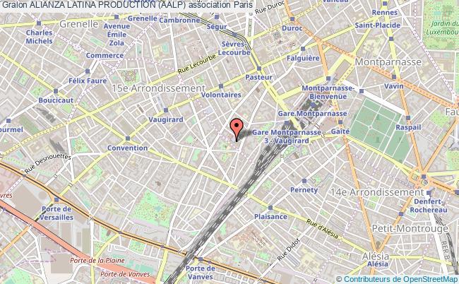 plan association Alianza Latina Production (aalp)