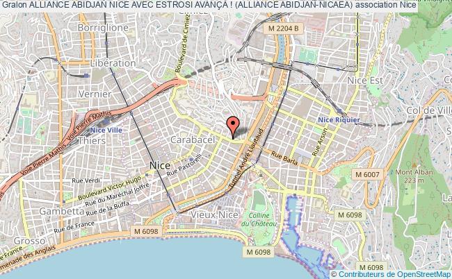 plan association Alliance Abidjan Nice Avec Estrosi AvanÇÀ ! (alliance Abidjan-nicaea)