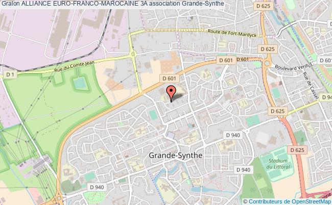 plan association Alliance Euro-franco-marocaine 3a