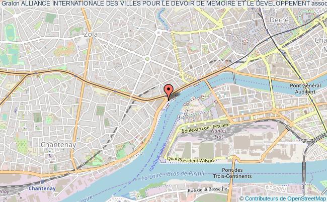 plan association Alliance Internationale Des Villes Pour Le Devoir De Memoire Et Le Developpement