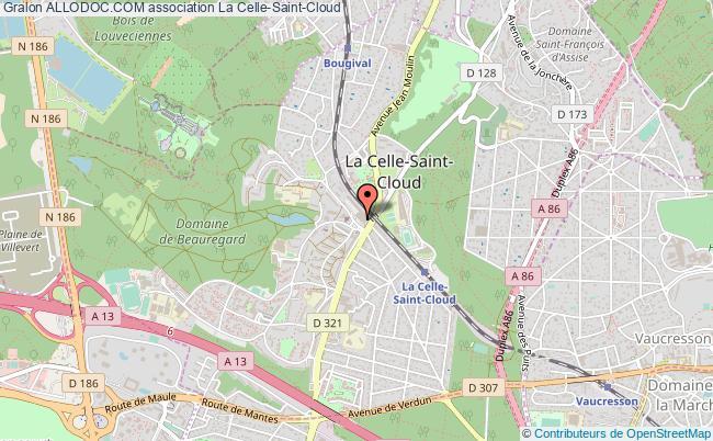 plan association Allodoc.com La    Celle-Saint-Cloud