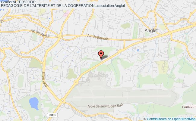 plan association Alter'coop Pedagogie De L'alterite Et De La Cooperation