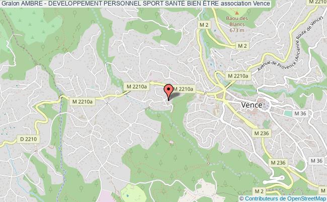 plan association Ambre - Developpement Personnel Sport SantÉ Bien Être
