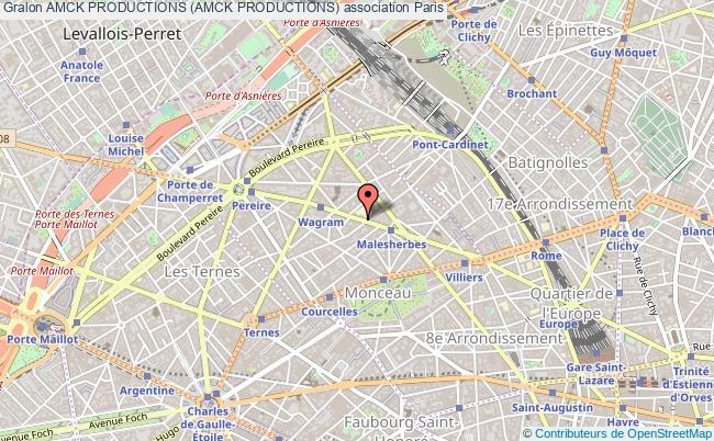 plan association Amck Productions (amck Productions)