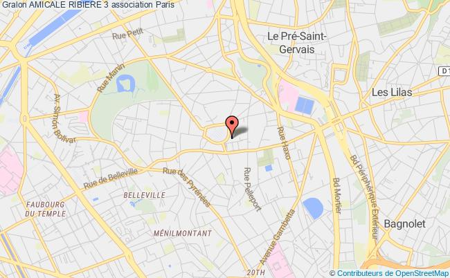 plan association Amicale Ribiere 3