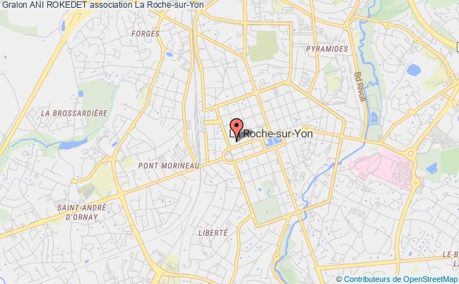 plan association Ani Rokedet La    Roche-sur-Yon